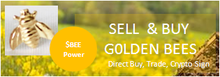 SELL BUY $BEEPower GOLDEN BEES ...