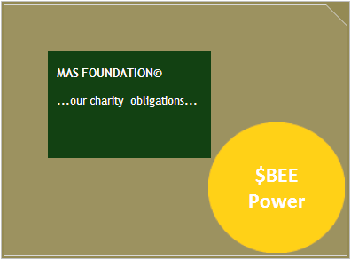 MAS FOUNDATION... our charity obligation...
