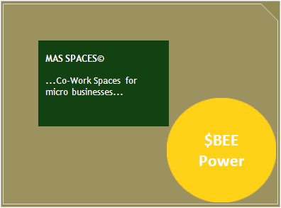 MAS SPACES... ...Co-Work-Spaces...